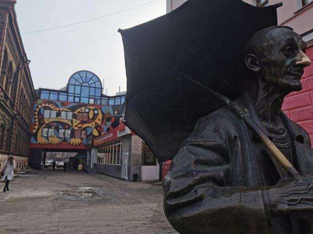 Фото №7 - Смотри в оба: пять тайных символов Красноярска