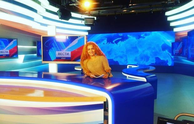 Я работала корреспондентом на местном телеканале