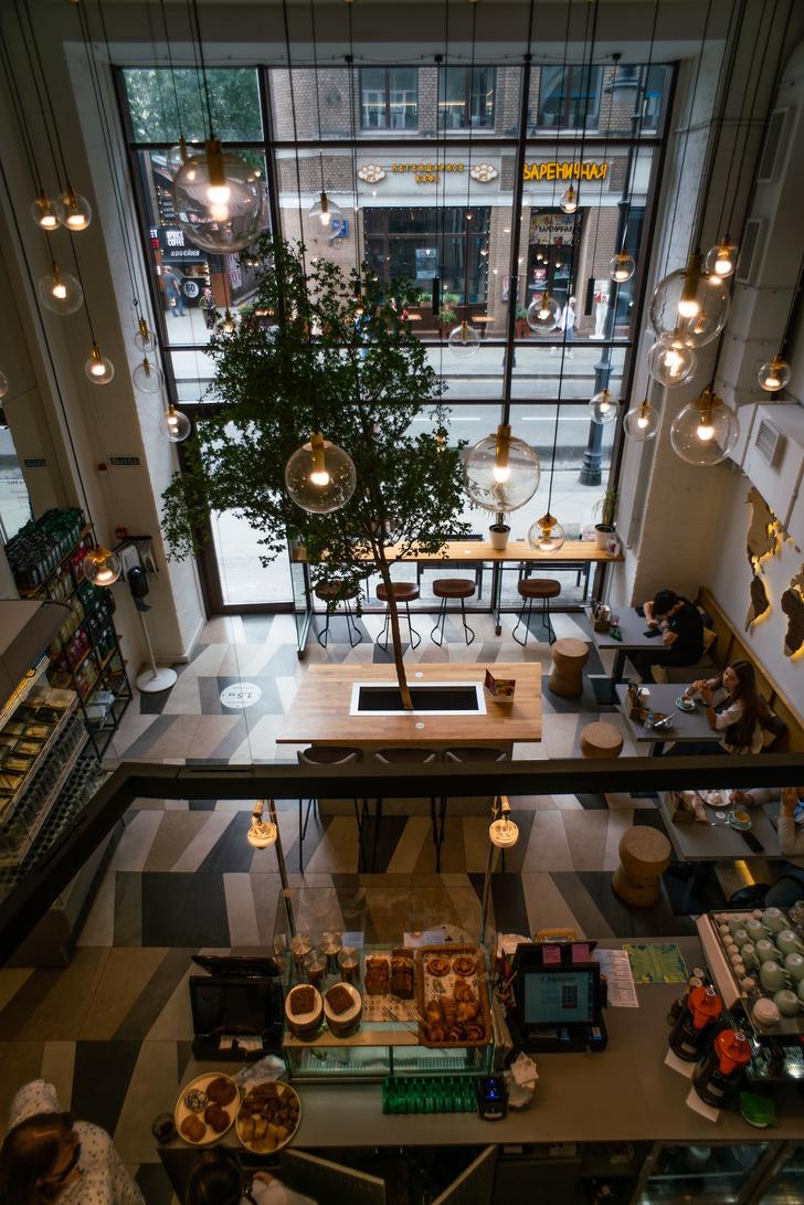 Фото №3 - Paulig Café&Store— более 62 тысяч чашек кофе за год