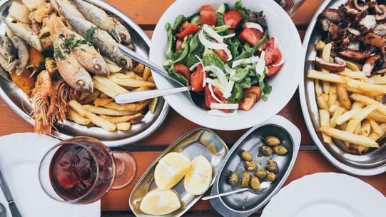 Фото №9 - Выбери блюдо и узнай, куда тебе поехать отдохнуть [тест в один клик]