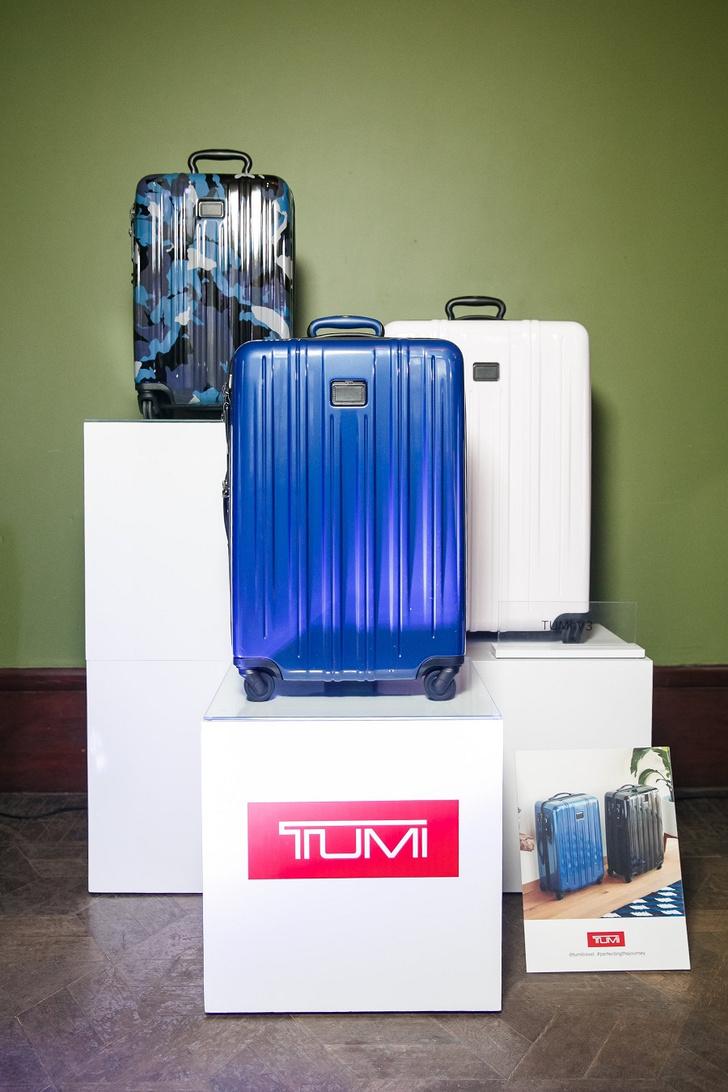 Фото №2 - В особняке Смирнова состоялась презентация TUMI