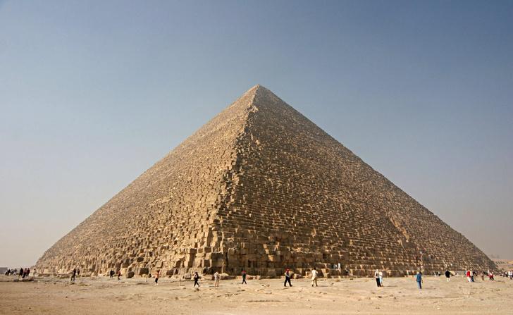 Фото №1 - Знаменитая пирамида Хеопса оказалась несовершенной