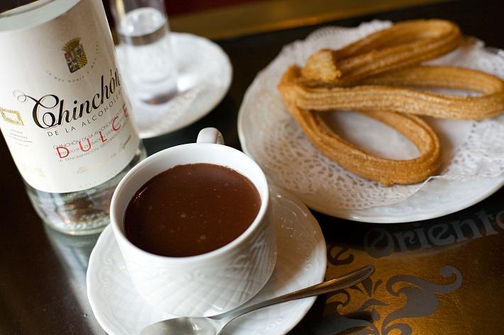 Фото №3 - Пять блюд, которые стоит попробовать зимой в Мадриде