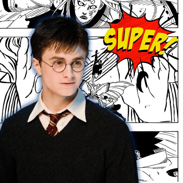 Фото №1 - 10 причин, почему из фильмов «Гарри Поттер» вышло бы отличное аниме ⚡