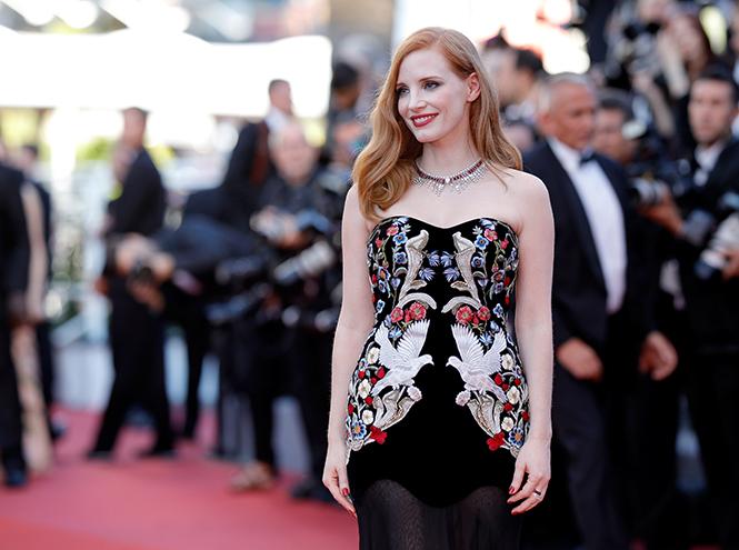 Фото №11 - Модные Канны-2017: главные звезды на открытии кинофестиваля