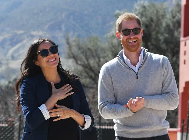 Фото №2 - Влюбленный принц: как и где Гарри понял, что Меган его судьба