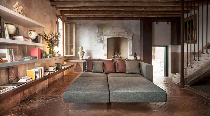 Фото №1 - Гостевой дом в старинном здании XIV века в Италии