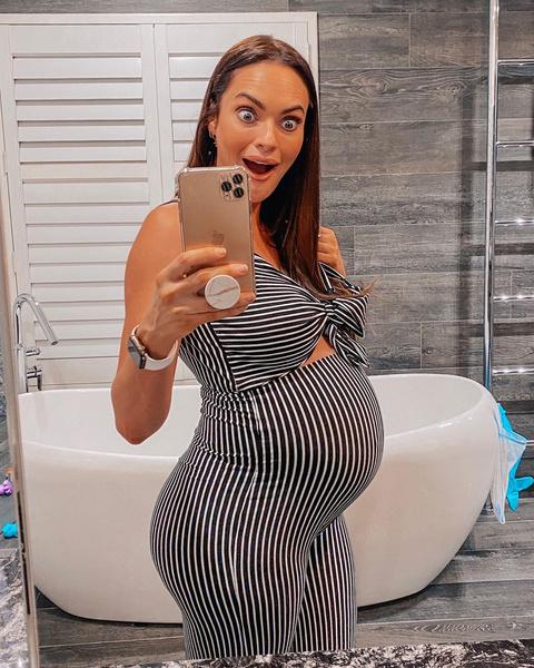 Фото №3 - Отличие второй беременности от первой: наглядное фото