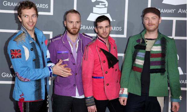 Фото №1 - Coldplay выпустит комикc