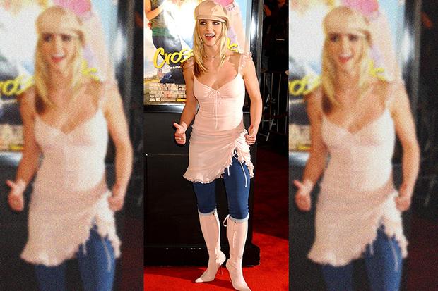 Фото №12 - Худшие наряды Бритни Спирс