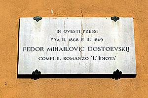 Фото №3 - У райских врат: Достоевские во Флоренции