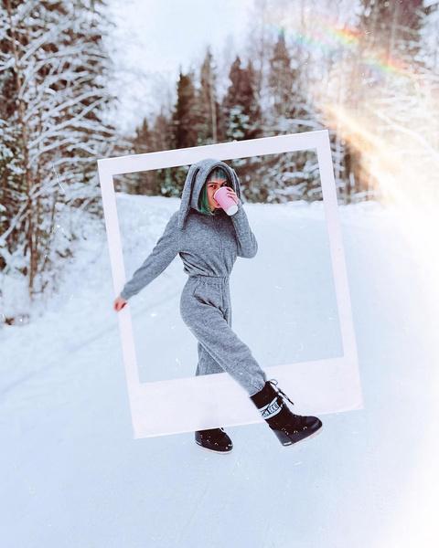 Фото №8 - Как круто оформить фотографии: тренды по обработке и советы блогеров
