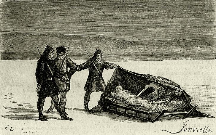 Фото №5 - Исторический детектив: Корабли без капитанов