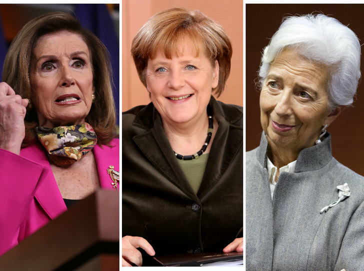 Фото №1 - 10 самых влиятельных женщин 2020 года: как они выглядят и чем занимаются