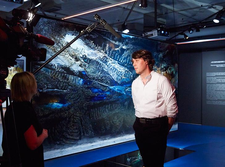 Фото №1 - Выставка Александра Купаляна  «Возвращение к шедевру» в арт-галерее VS unio
