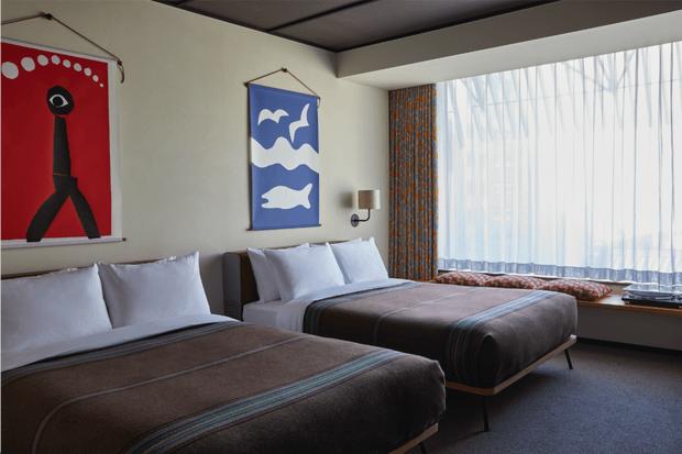 Фото №6 - Отель Ace Hotel в Киото по проекту Кенго Кумы