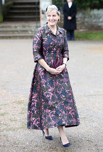 Фото №8 - Софи Уэссекская: тайная модница в королевской семье