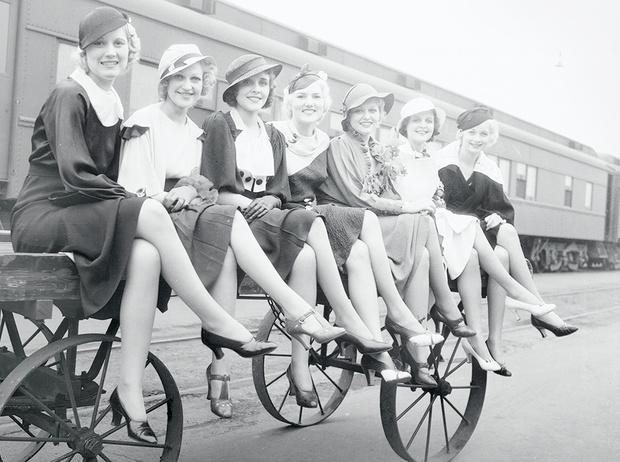 Фото №1 - Туфли-лодочки: эволюция самой женственной обуви в истории
