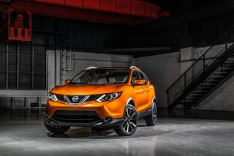 Американский «Кашкай»— это Nissan Rogue Sport…