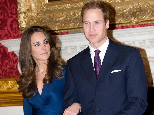 Фото №1 - Грустный день: событие, омрачившее помолвку Кейт и Уильяма