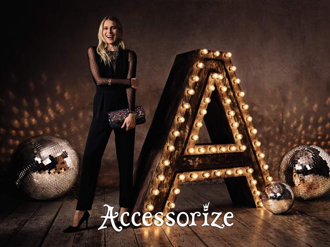 Фото №7 - Accessorize представляет новую рекламную кампанию с Дри Хемингуэй