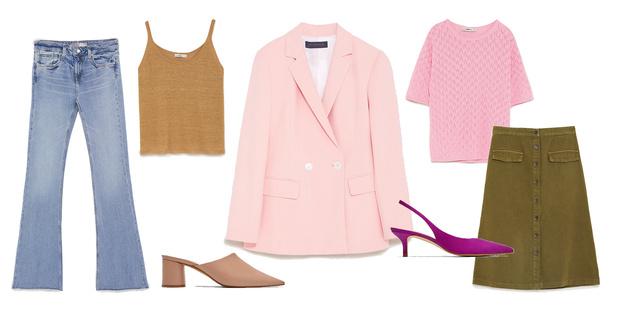 Фото №2 - С чем носить объемный пиджак: 6 стильных образов на лето и осень