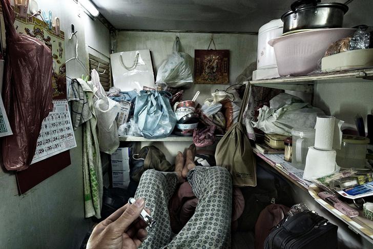 Фото №5 - Как выглядит жизнь на двух квадратных метрах: 10 фото