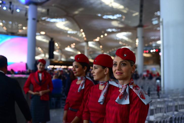 Фото №1 - В Турции открылся крупнейший аэропорт