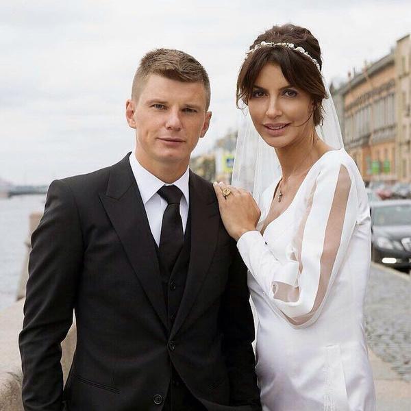 Андрей Аршавин, Алиса Аршавина (Казьмина)