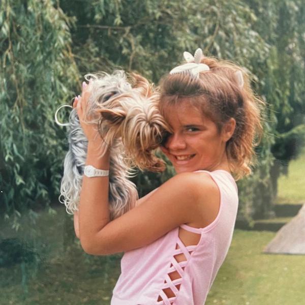Фото №2 - Милашка или пацанка? Как выглядела Виктория Бекхэм в 13 лет