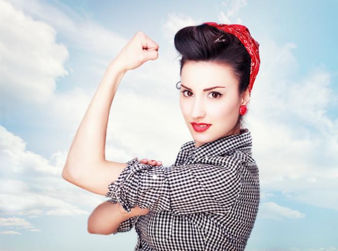 Фото №3 - Дорогу женщине: чем феминизм отличается от идиотизма