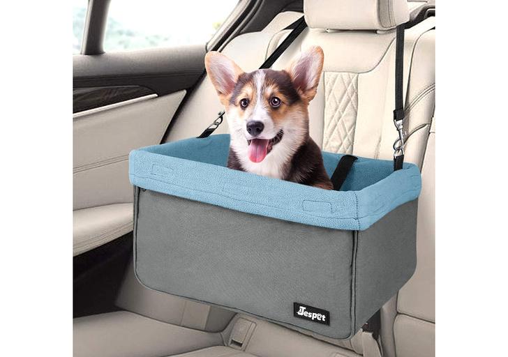 Фото №2 - Как пристегнуть кота, собаку и других животных в машине