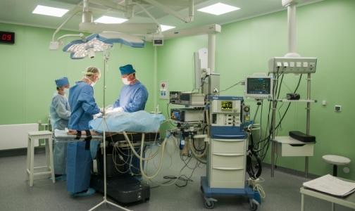 Фото №1 - В Александровской больнице петербурженку прооперируют по-швейцарски