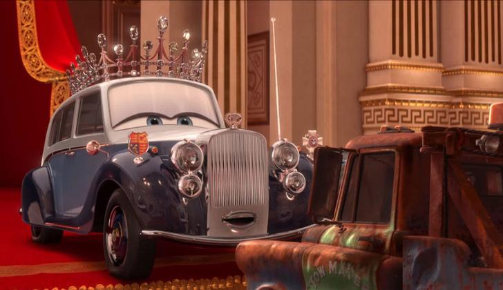 Фото №7 - Символ Елизаветы: образ британской королевы в кино и сериалах