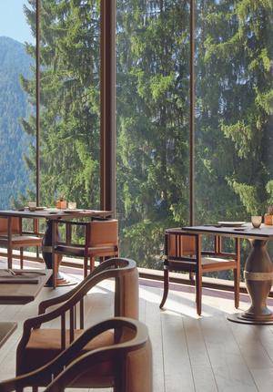 Фото №4 - Спа-отель Lefay в Доломитовых Альпах