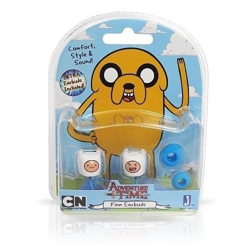 Наушники Adventure Time, магазин Ресупблика, 1 030 руб.