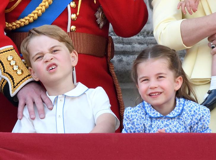 Фото №1 - Принцесса Шарлотта станет подружкой невесты на свадьбе своего крестного