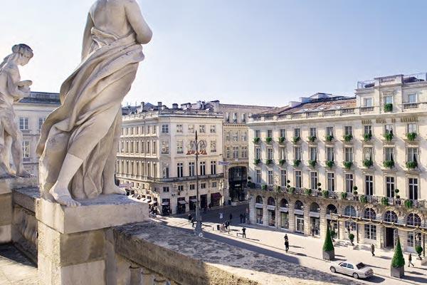 Фото №1 - Ресторан Le Pressoir d'Argent в отеле Grand Hotel de Bordeaux & Spa