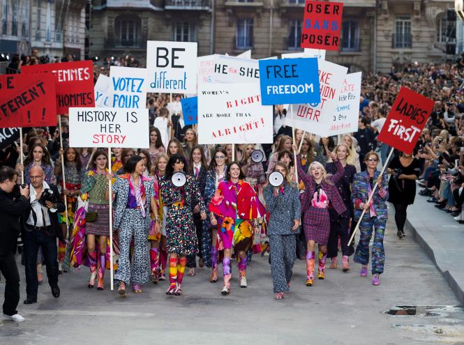 Фото №11 - Время женщин: как современный феминизм меняет индустрию моды
