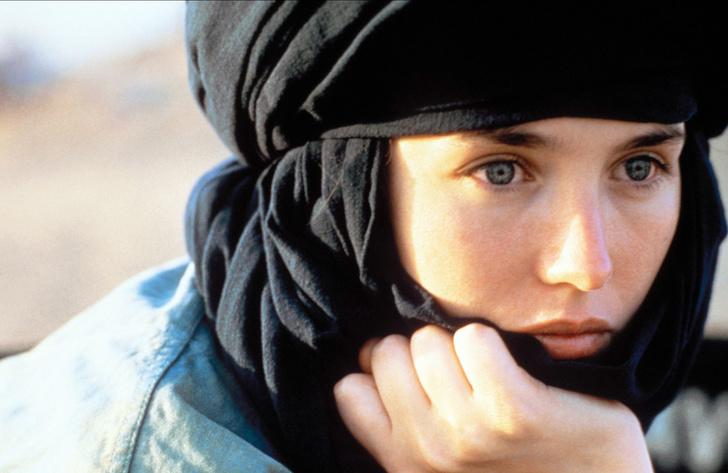 Изабель Аджани в юности