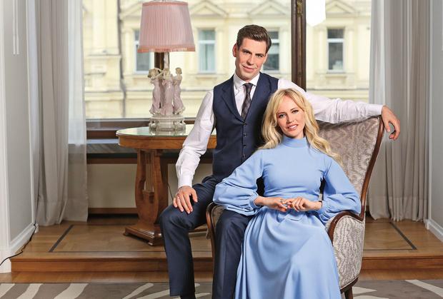 Фото №6 - Как делали предложение своим женам Дюжев, Прилучный, Агутин и другие звезды