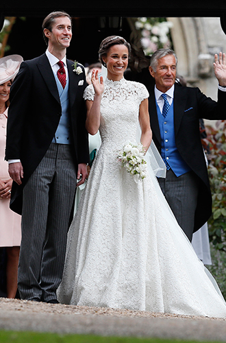Фото №5 - Две невесты: Пиппа Миддлтон vs Кейт Миддлтон
