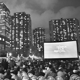 Фото №1 - Кино на нижнем Манхэттене