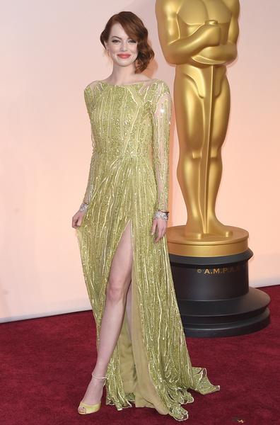 Фото №15 - Эмма Стоун: 10 лучших нарядов самой богатой актрисы Голливуда