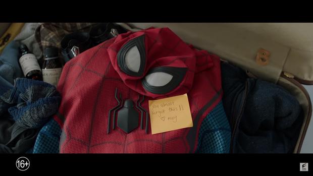 Фото №1 - Разбор трейлера «Человек-паук: Вдали от дома»: какие пасхалки таит грядущий фильм?
