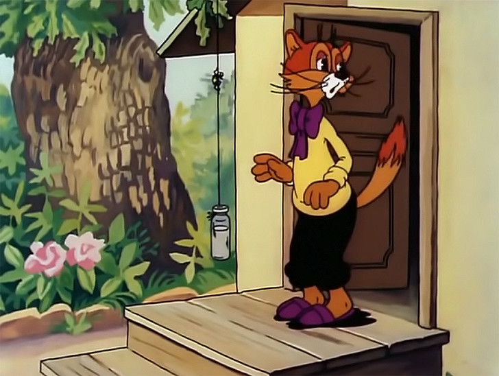 Фото №4 - 10 лучших советских мультфильмов про кошек и собак