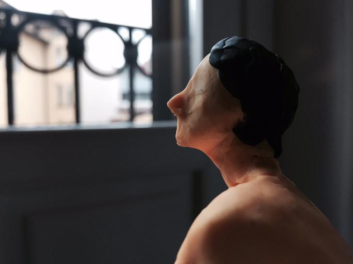 Фото №5 - Татьяна Бродач: «Не люблю называть свои работы эротическими»