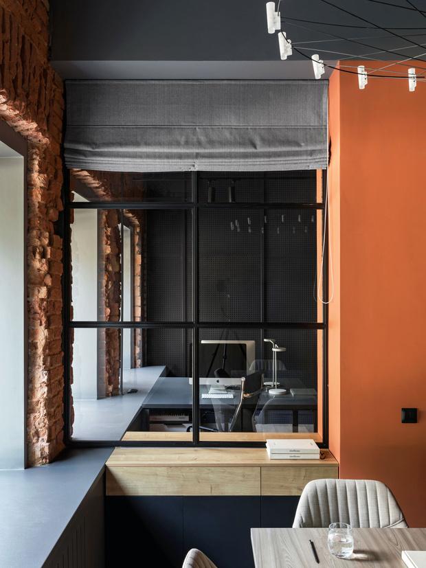 Фото №6 - Современный офис в стиле лофт в Минске