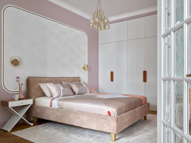 Фото №7 - Квартира для семьи из четырех человек в Москве
