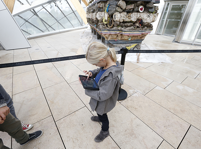 Фото №4 - Fondation Louis Vuitton запустил мобильное приложение